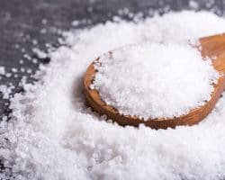 To Ketone or Not to Ketone: Mineral Salts