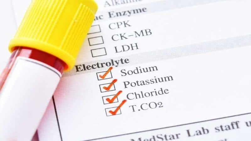 electrolytes and ketogenic dieting