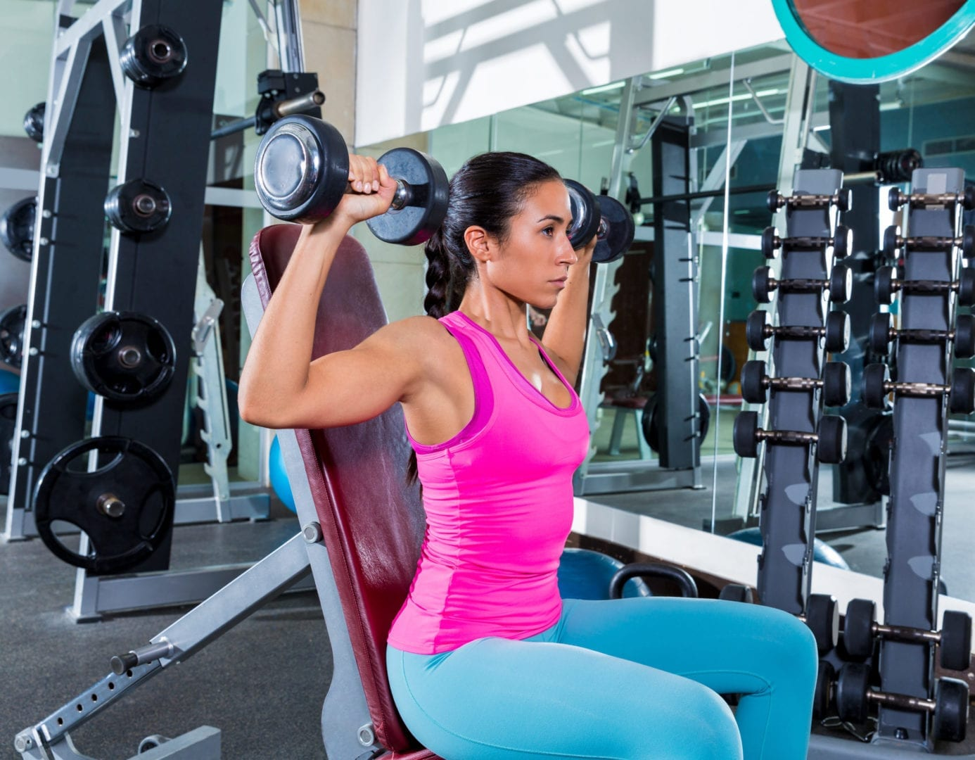 ketogenic bible workouts shoulder exercises overhead press