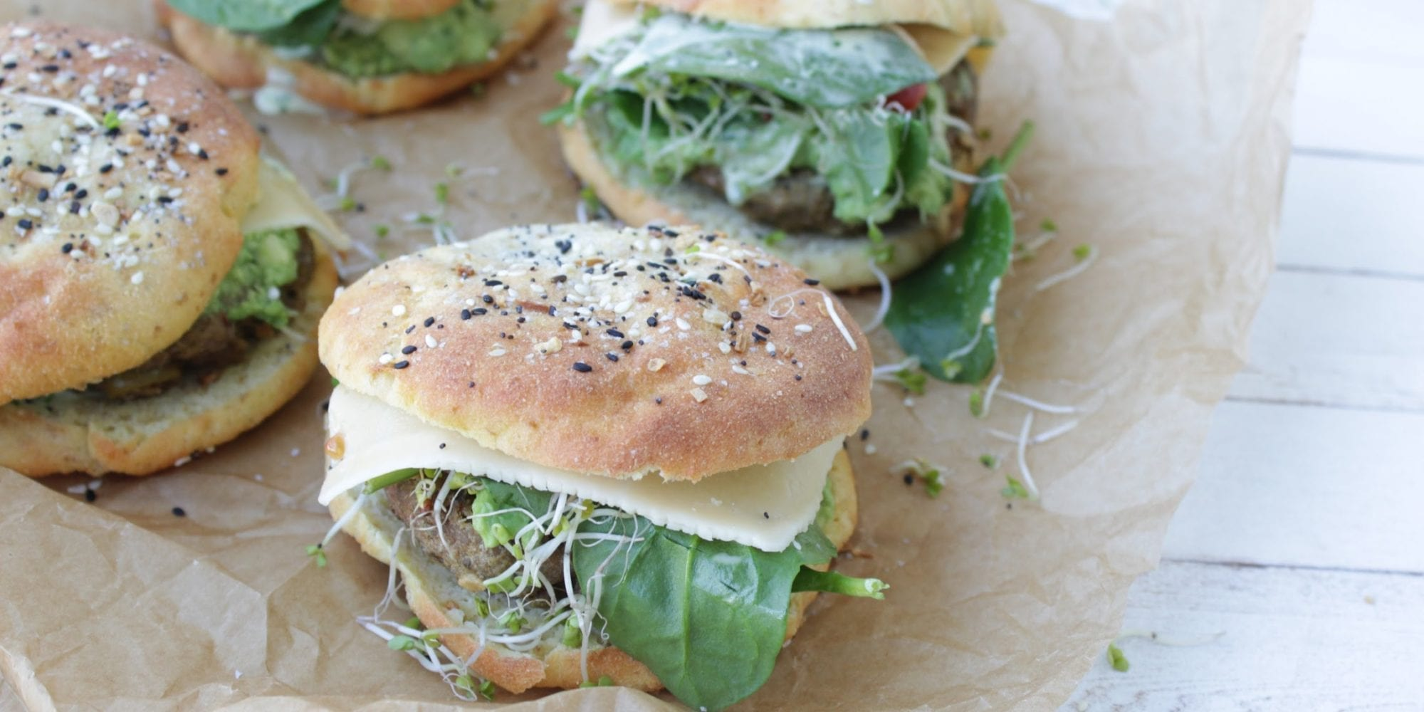 benefits of flax seed burger buns