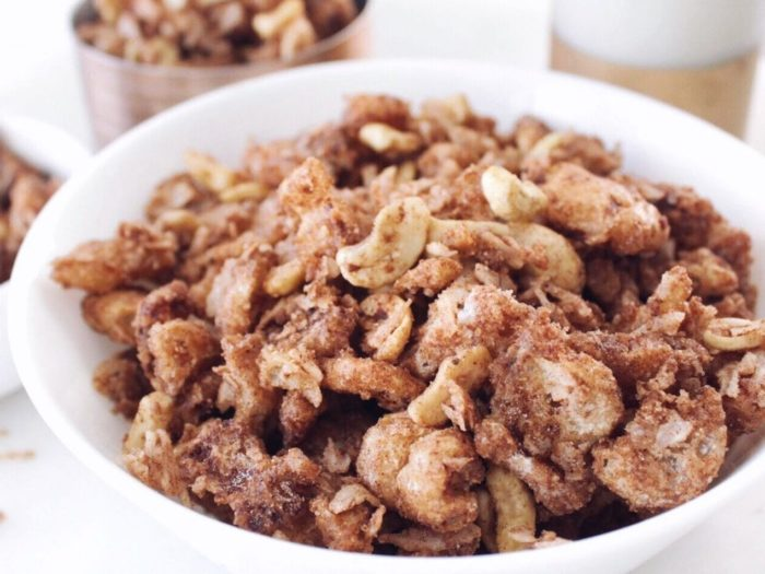 keto cereal