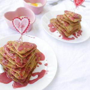 Easy Keto Almond Flour Pancakes