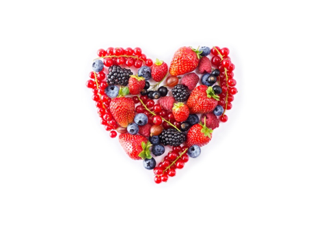 berries on the ketogenic diet
