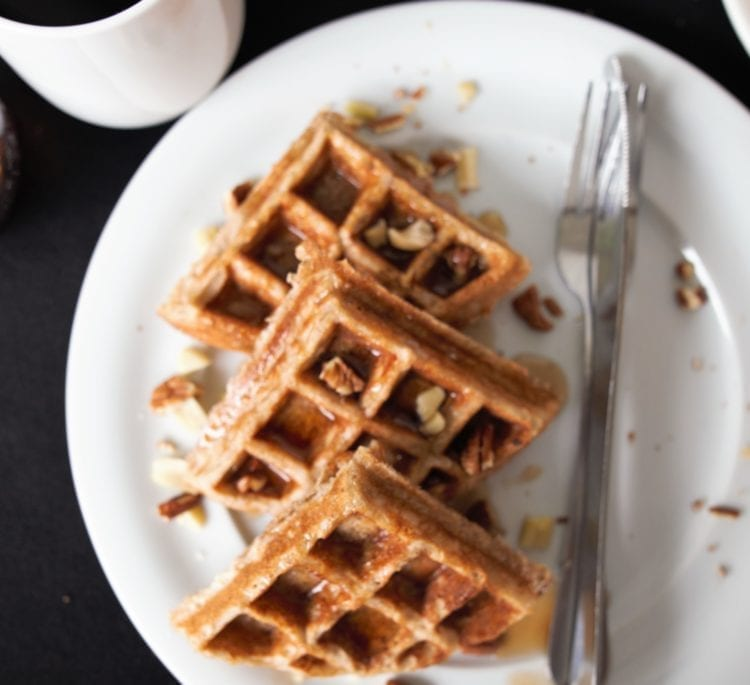 Keto Belgian Waffles