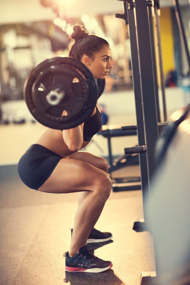 ketogenic bible workouts squat
