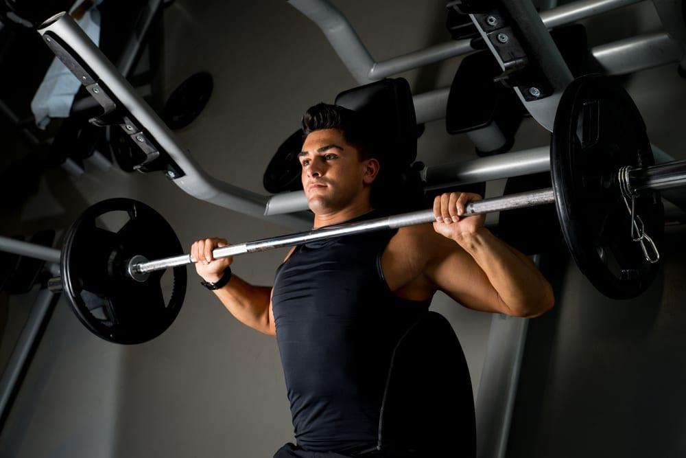ketogenic bible workouts bench press