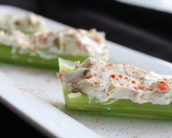 Keto Buffalo-Style Celery Sticks