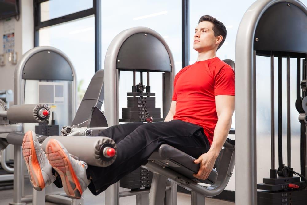 ketogenic bible workouts leg extension