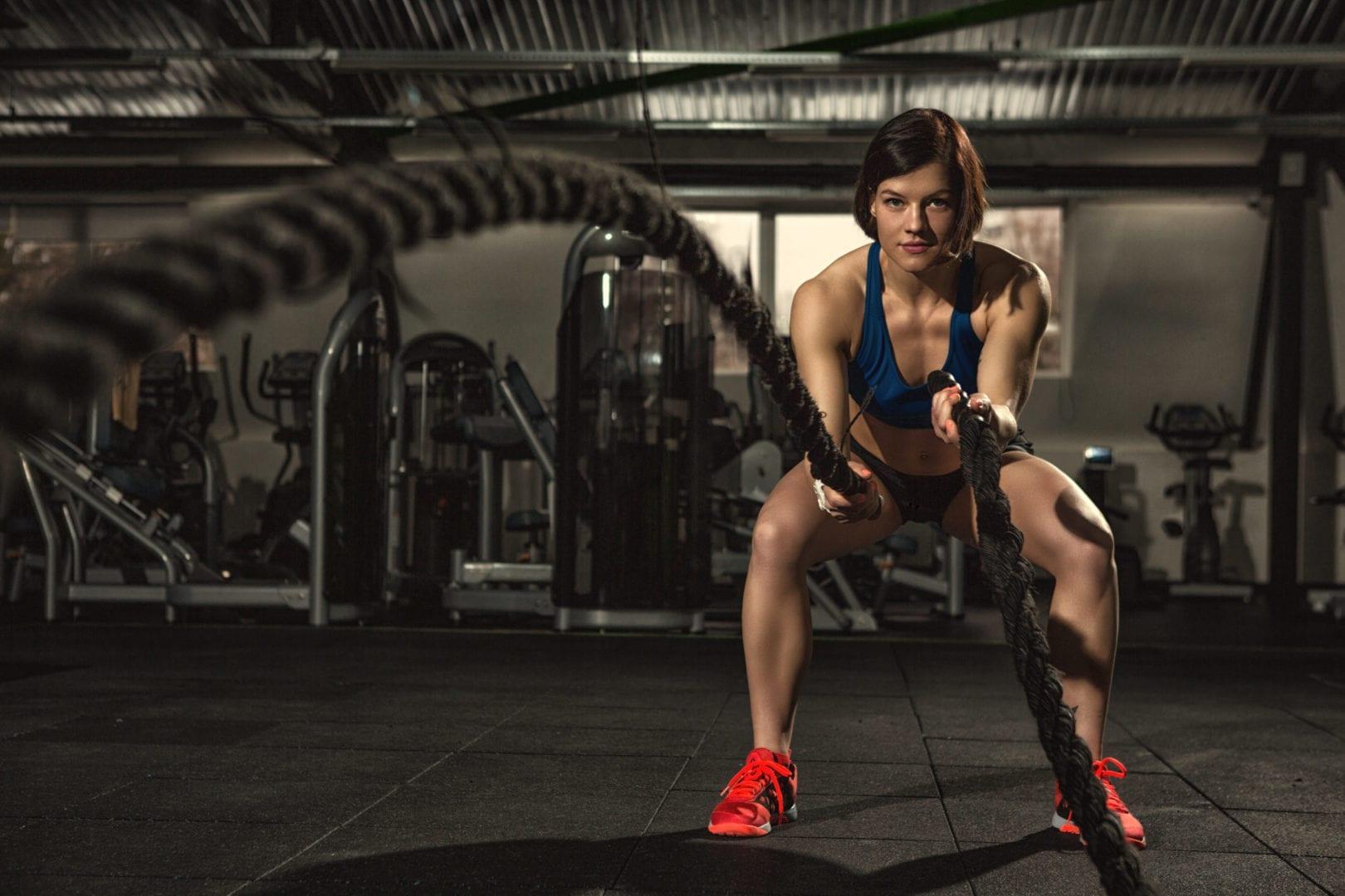 boutique fitness crossfit