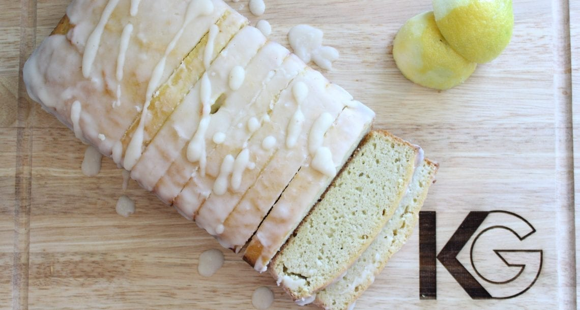 Pound Cake Recipe Keto: Lemon Pound Cake