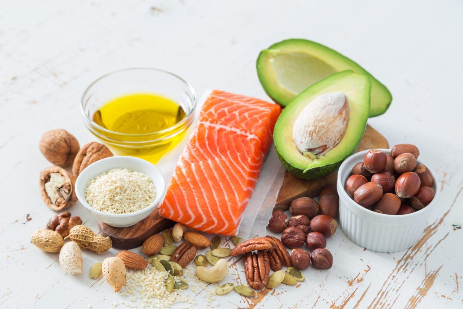 ketogenic diet prebiotic fibers