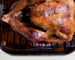 Keto Roasted Turkey
