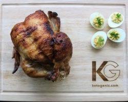 Keto Rotisserie Chicken