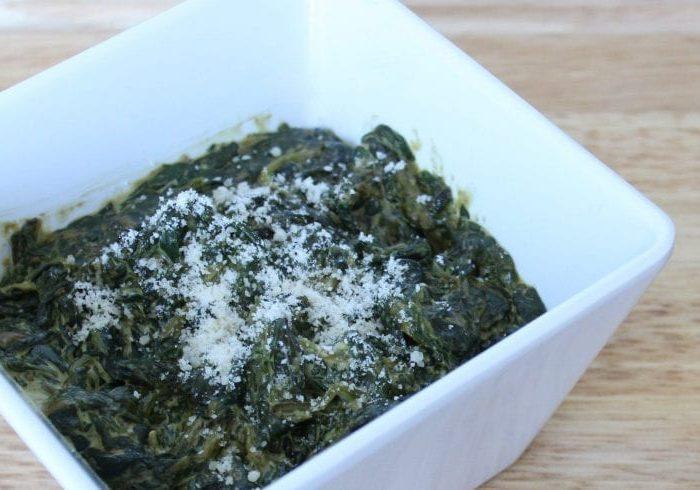 keto spinach dip