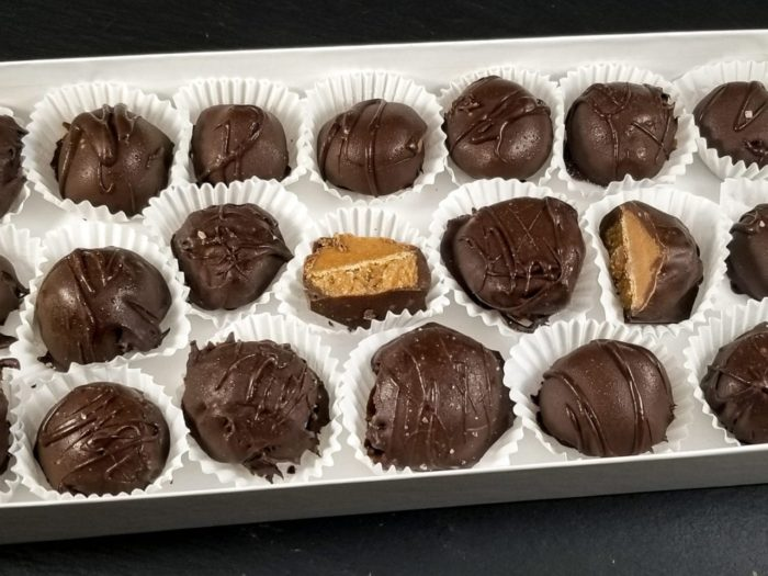 Keto Peanut Butter Chocolates