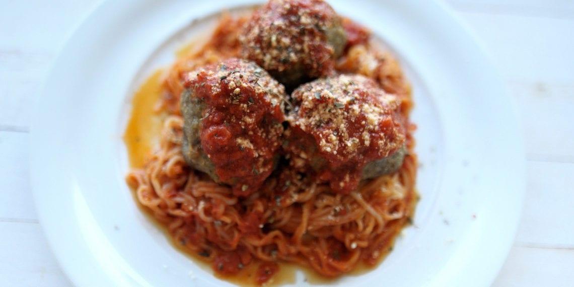 Keto Shirataki Spaghetti