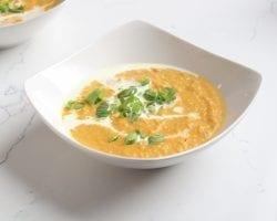 Keto Pumpkin Creamy Soup