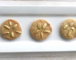 Keto Pignoli Cookies