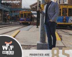 #85 – Dr. Ryan Lowery | Priorities are Never in Conflict