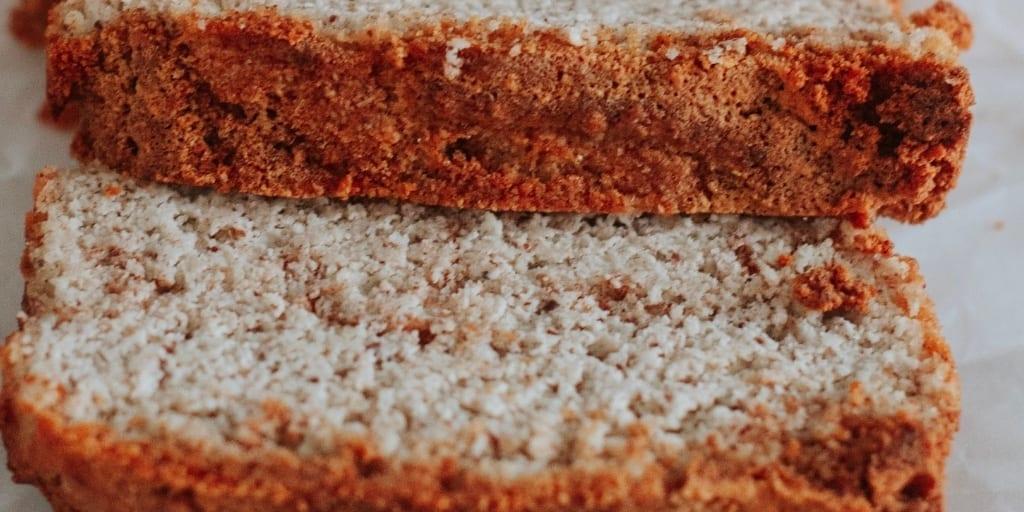 cinnamon swirl keto bread