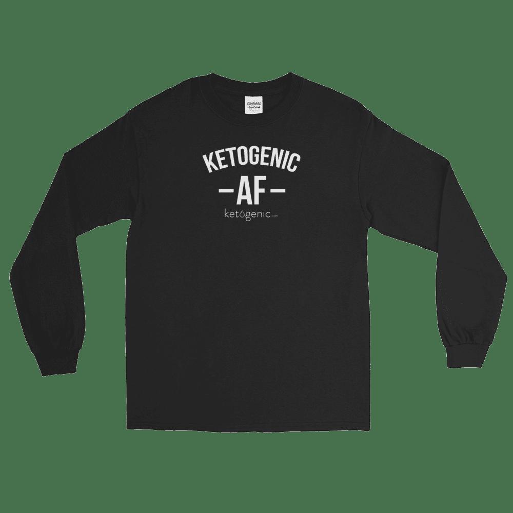 Ketogenic AF Women s Long Sleeve Shirt  655224a12b
