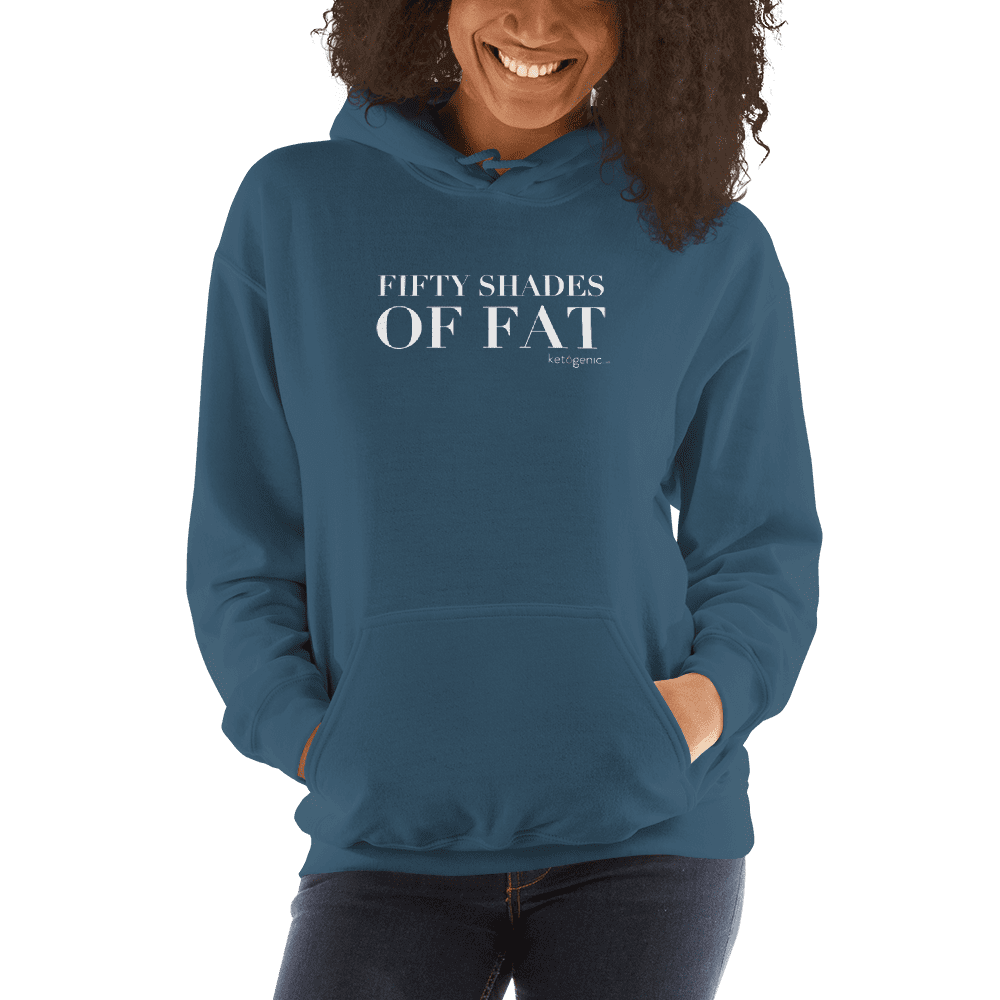 0a6819b6 Fifty Shades Of Fat Women's Hoodie   Ketogenic.com