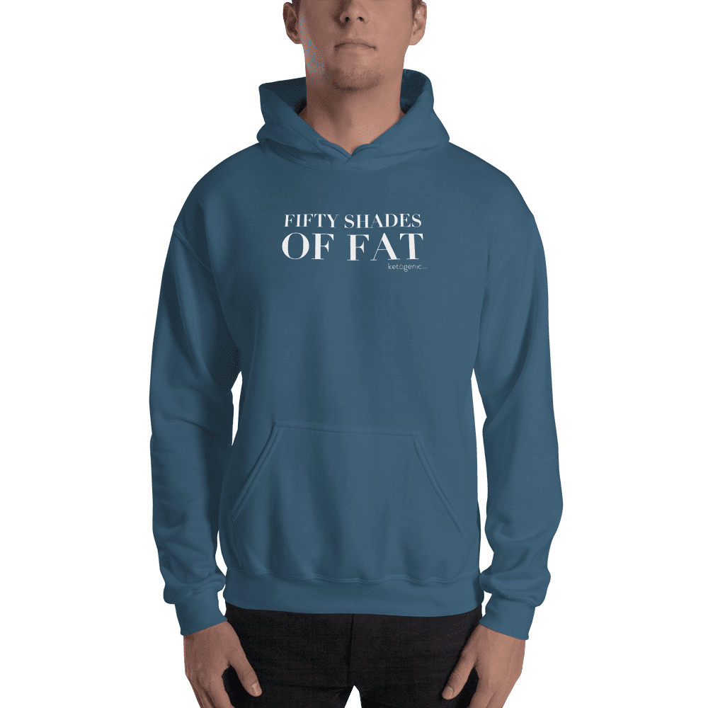 a96bad0b Fifty Shades Of Fat Men's Hoodie