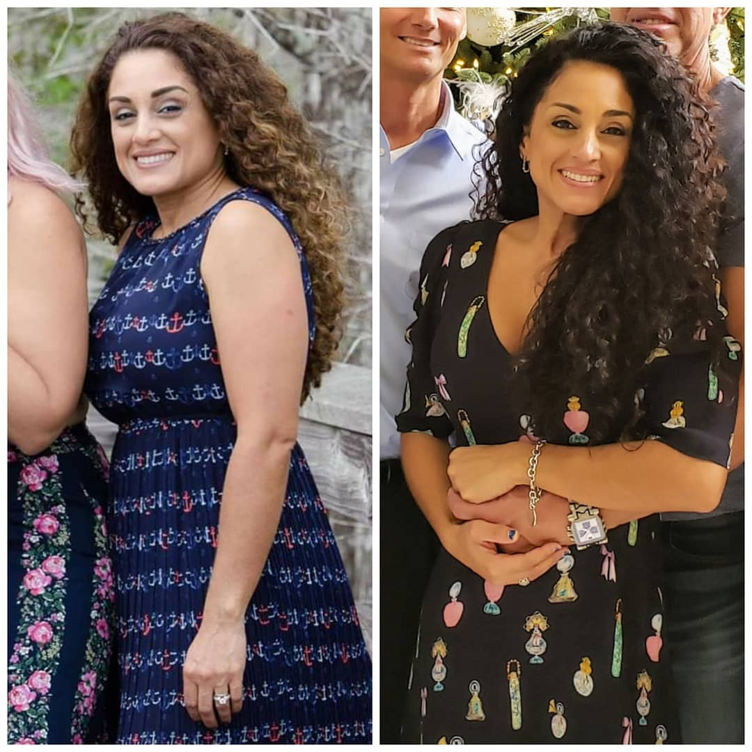 Vicky's Keto Weight Loss Transformation