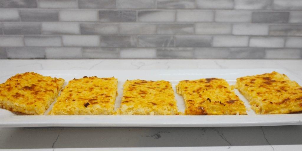 cauliflower keto hasbrowns