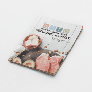keys to starting a ketogneic diet ebook
