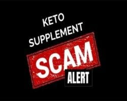 Keto Diet Scam in Buckingham Palace