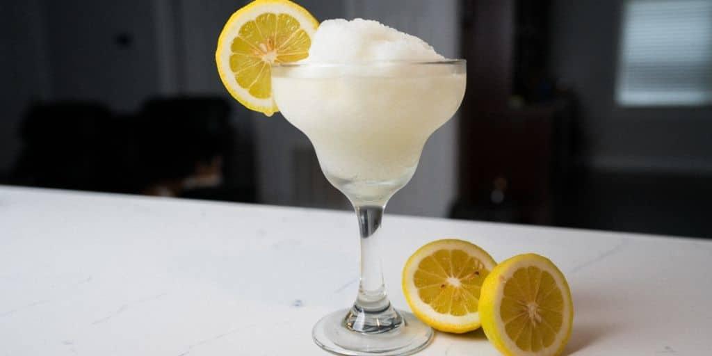 keto lemon slushy recipe