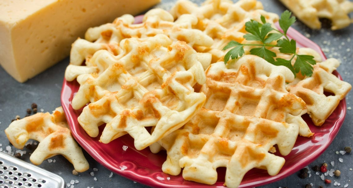 chaffle keto waffle recipe