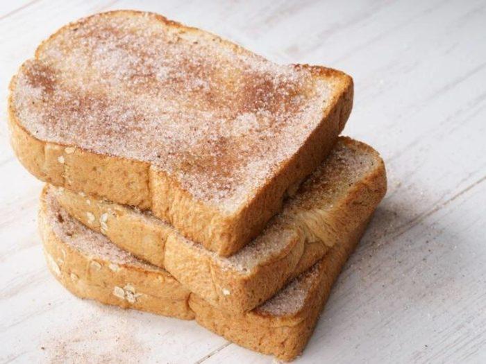 Keto cinnamon toast crunch