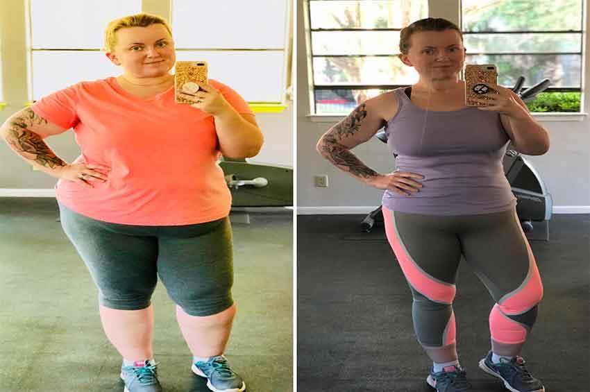 keto diet weight loss jordan swain
