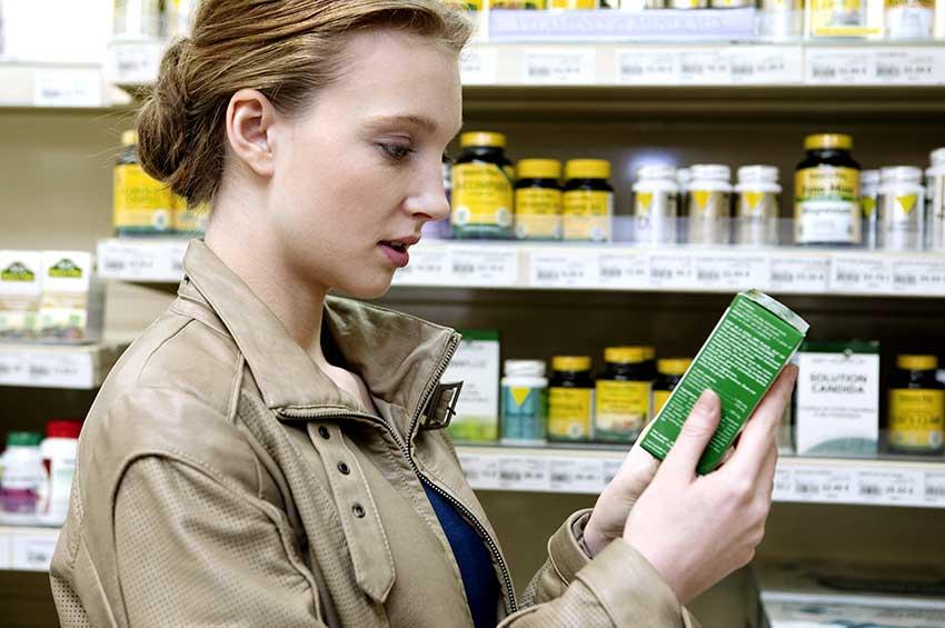 soluble tapioca fiber supplement label