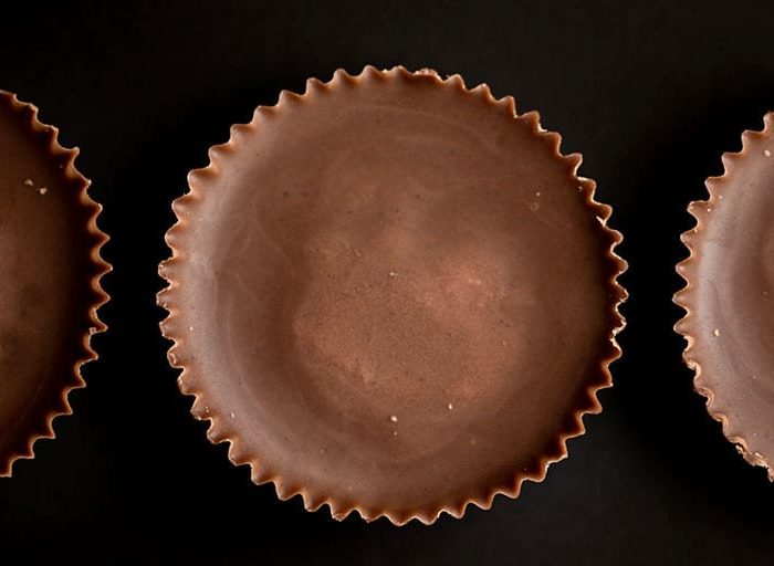 reeses cup fat bombs