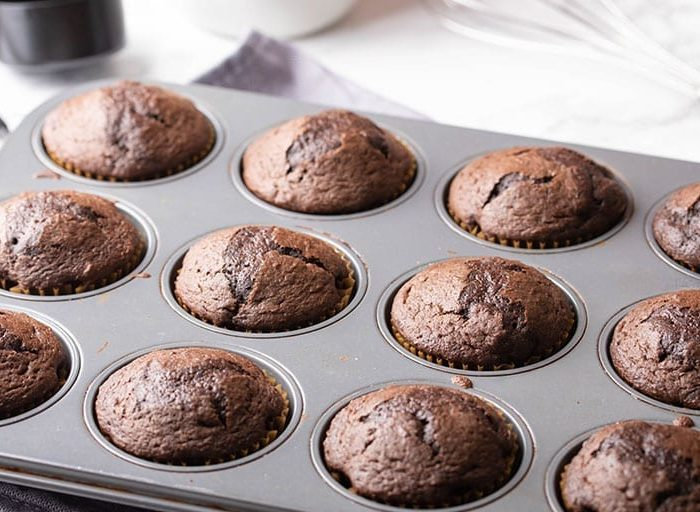Keto Chocolate Muffins