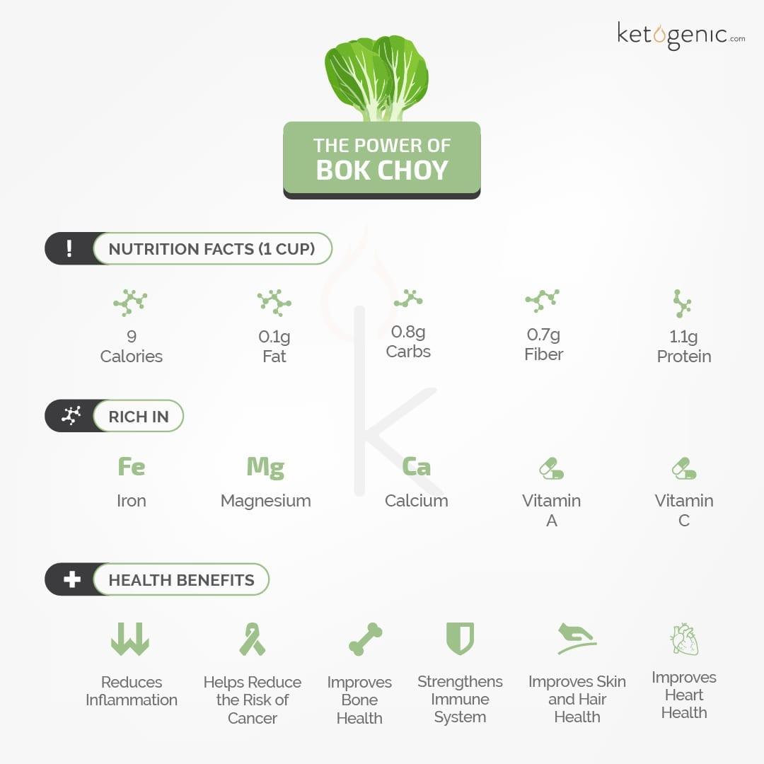 Benefits of Bok Choy
