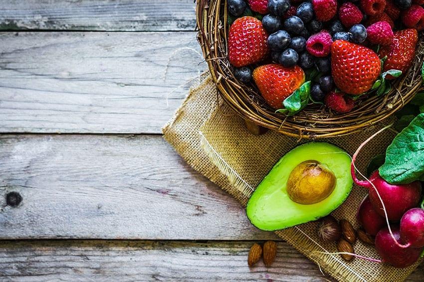 fruit on the keto diet