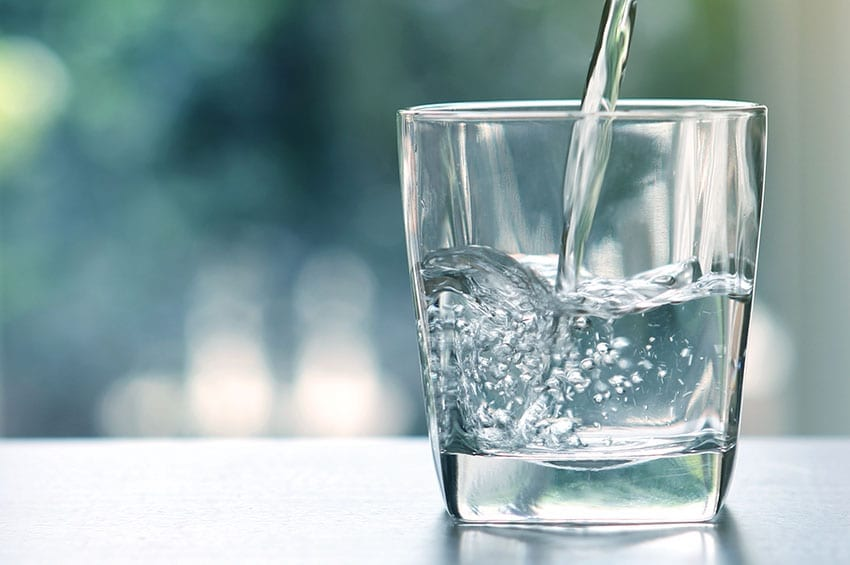 intermittent fasting water