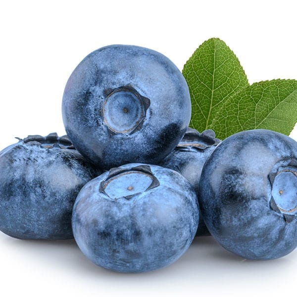keto fruit blueberries