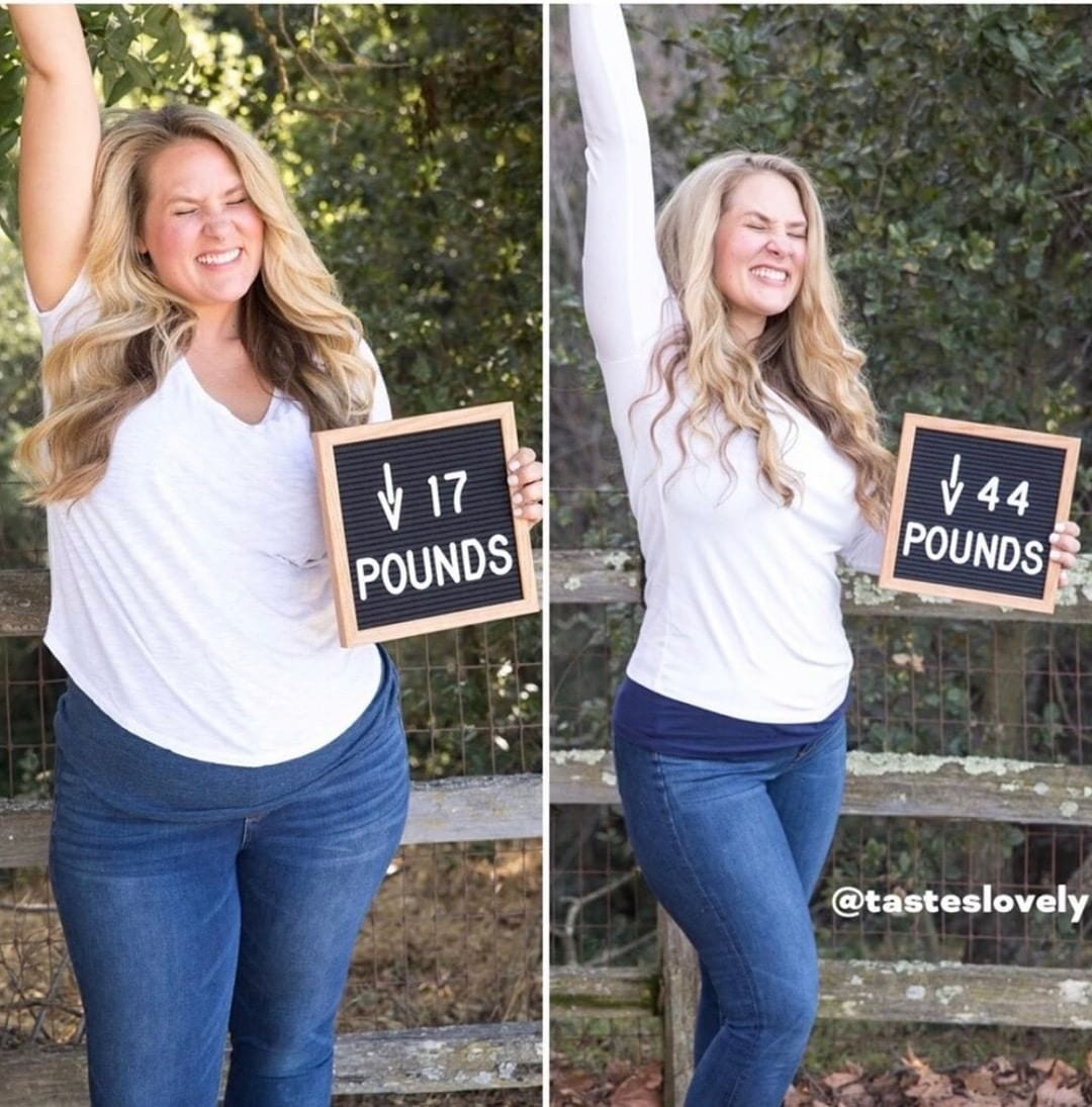 Natalie Lost Over 50 Pounds on Keto