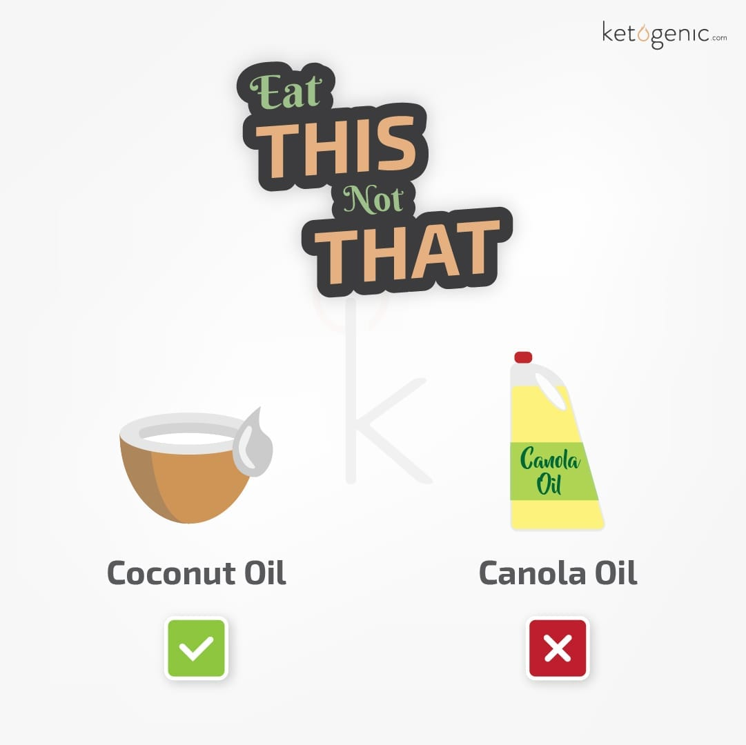 What are the best oils on keto?