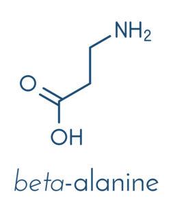 beta-alanine structure