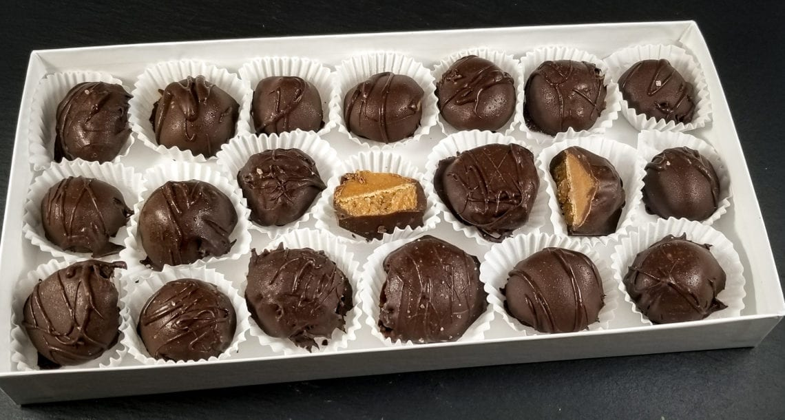 keto peanut butter chocolate