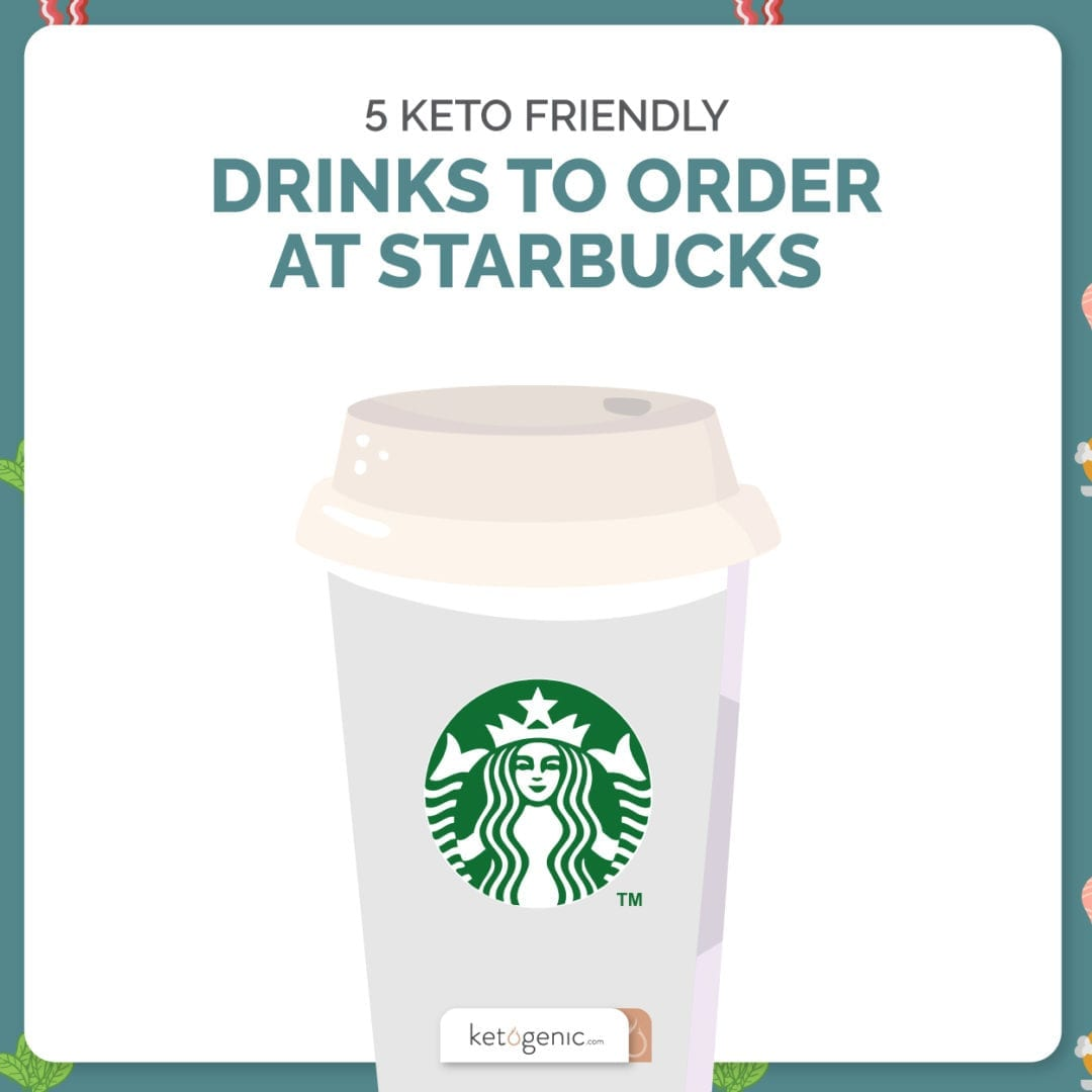 keto starbucks drink order