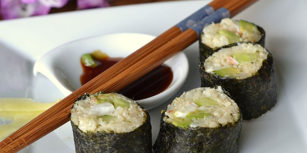Quick and Easy Keto Sushi Recipe