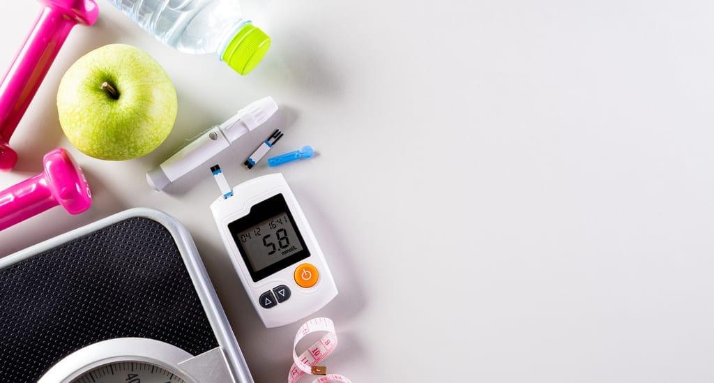 glucose measurement after workout