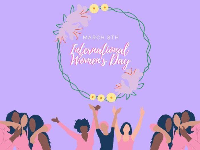 International womens day keto women